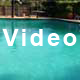 Pacific Blue Swimming Pool Video