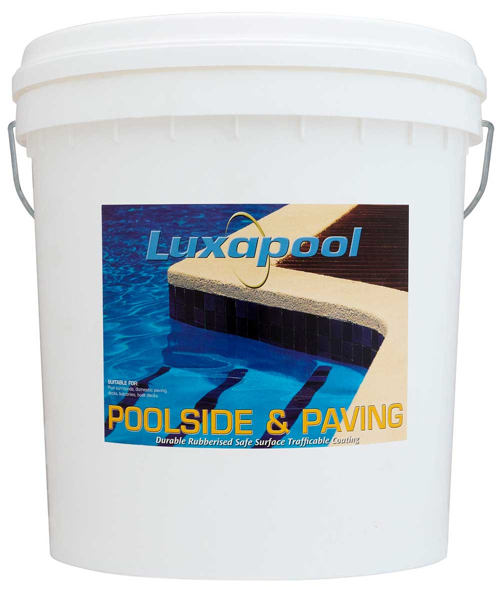 Luxapool Poolside Concrete and Paving Paint