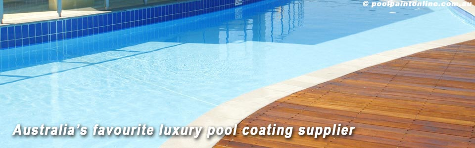 Swimming Pool Paint and Coatings Slideshow Image 1