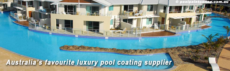 Swimming Pool Paint and Coatings Slideshow Image 2