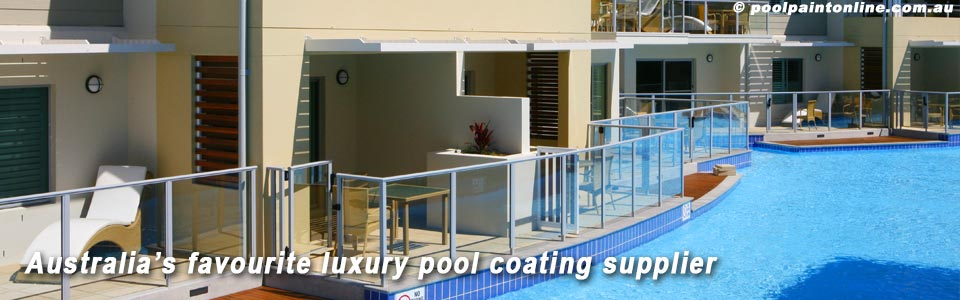 Swimming Pool Paint and Coatings Slideshow Image 3