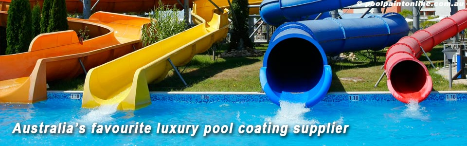 Pool Paint Online - Supplier of Luxapool Pool Paint & Coatings