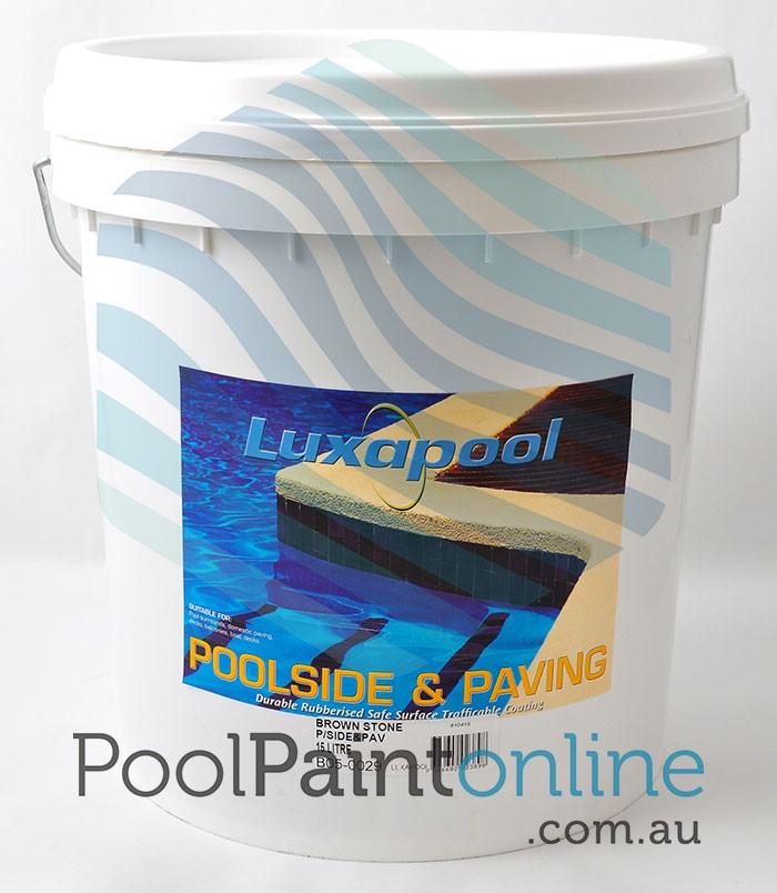 Luxapool Poolside & Paving