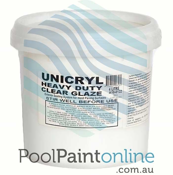 Unicryl HD Clear Glaze 15L