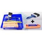 DIY PLUS+ (1 extra brush and roller cover) Application Kit
